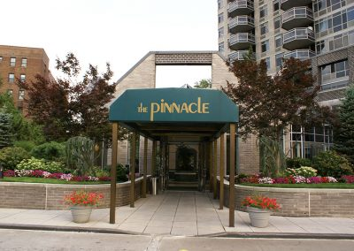 Photo of The Pinnacle front entrance