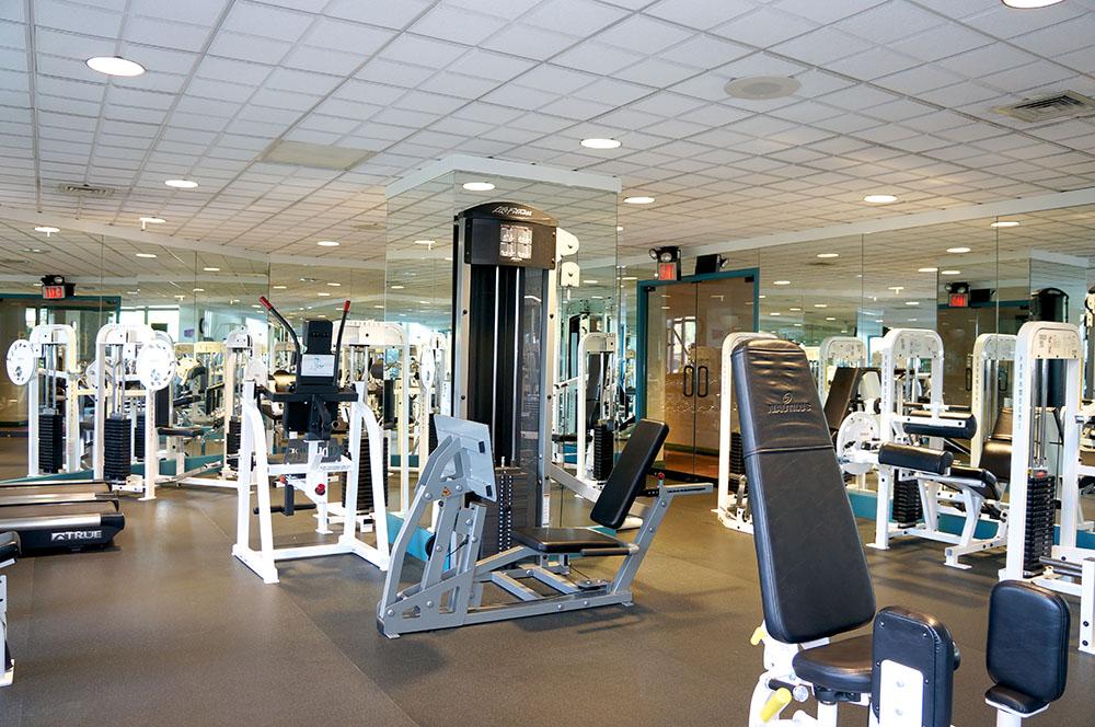 Photo of gym at The Pinnacle